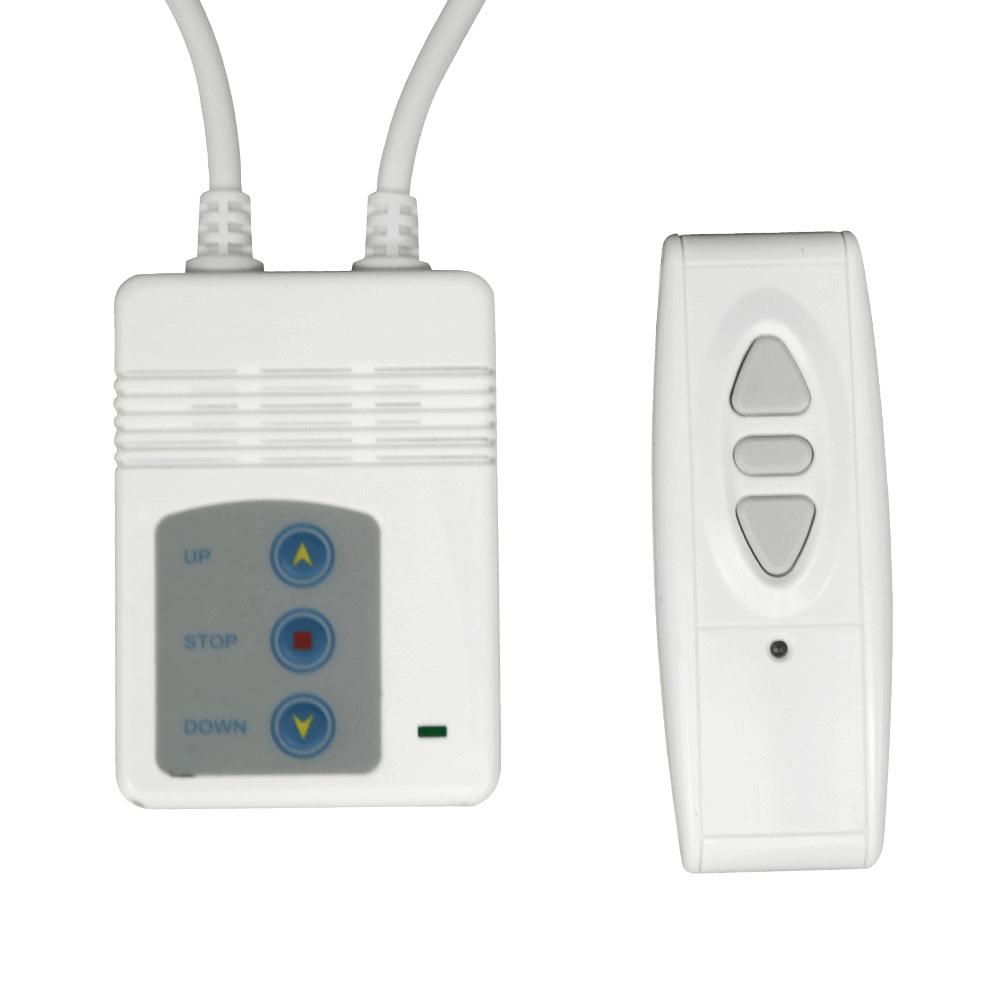 Экран для проектора с электроприводом Light Control (120 дюймов, формат 4:3) - 2